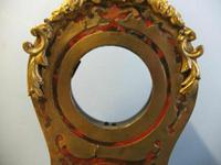 Rare Antique Boulle Gilt Clock (5 of 6)