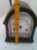 Very RAre Vintage Gustav Becker Mantel Clock in Full Working Order (2 of 6)