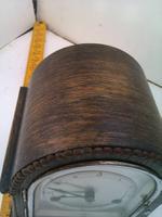 Very RAre Vintage Gustav Becker Mantel Clock in Full Working Order (3 of 6)