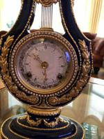 V&A Museum Marie Antoinette Clock Franklin Mint Franz Hermle Limited Edition (2 of 5)