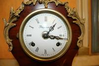 Very RAre Franz Hermle Imperial Boulle Gilt Ormolu Clock (2 of 6)