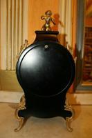 Very RAre Franz Hermle Imperial Boulle Gilt Ormolu Clock (6 of 6)