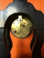 1840s RAre Antique Marti Medaille De Bronze Ebonized Ormolu Boulle Portico Clock (2 of 3)