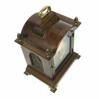 Rare Warmink Franz Hermle 2 Jewel Moonphase Bracket Mantel Clock (2 of 7)